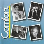 Thomas McCarthy: Comfort CD cover