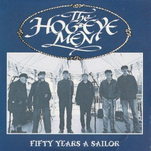 Fifty Years a Sailor cover