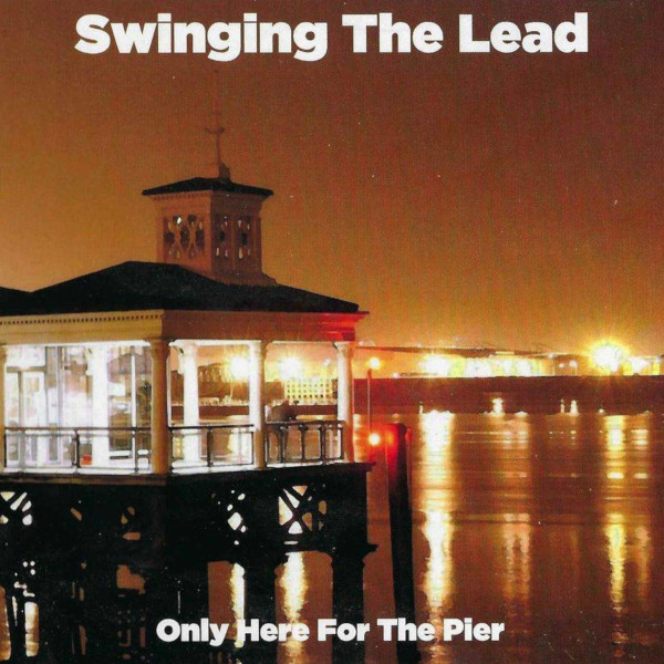 Only Here for the Pier cover