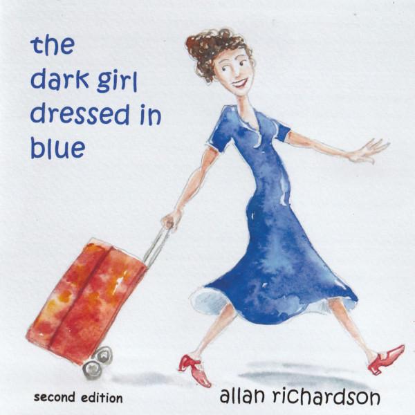 Allan Richardson - Dark Girl Dressed In Blue cover