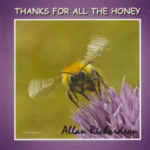 Allan Richardson - Thanks For All The Honey cover