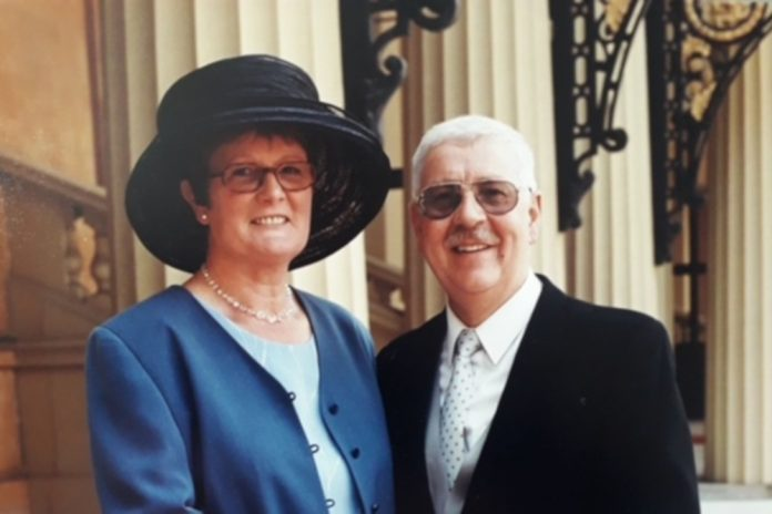 Mike and Jenny Sparks